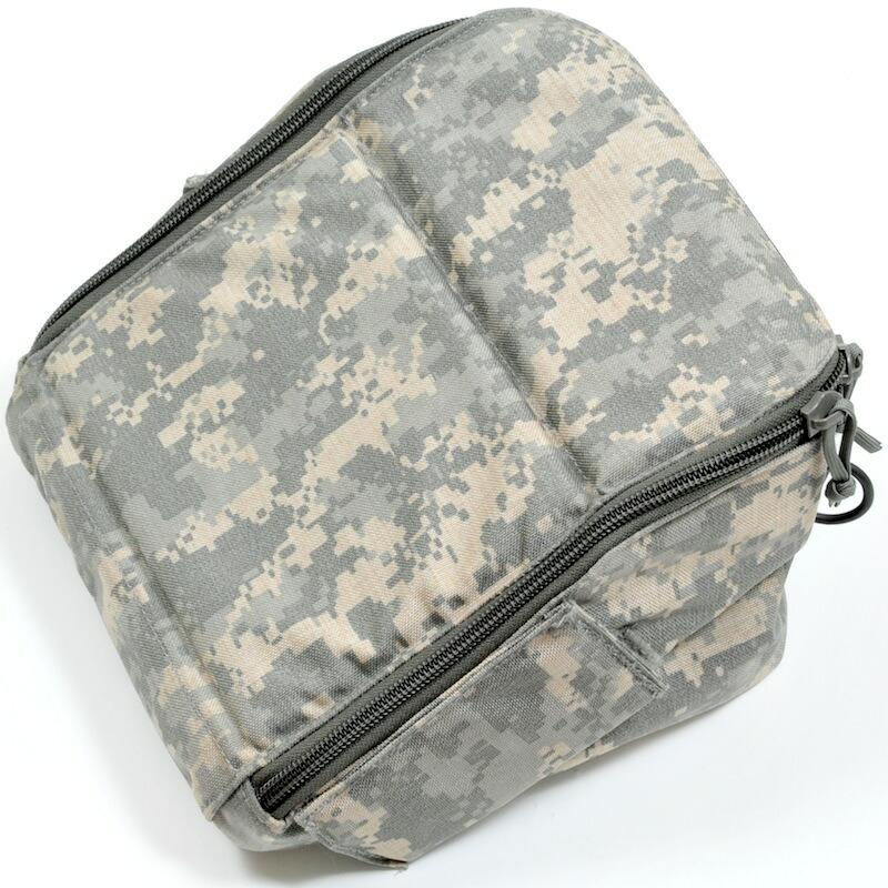 US 米軍放出品 パッド キャリーケース ACU 人気急上昇 送料無料 UCP 通信販売