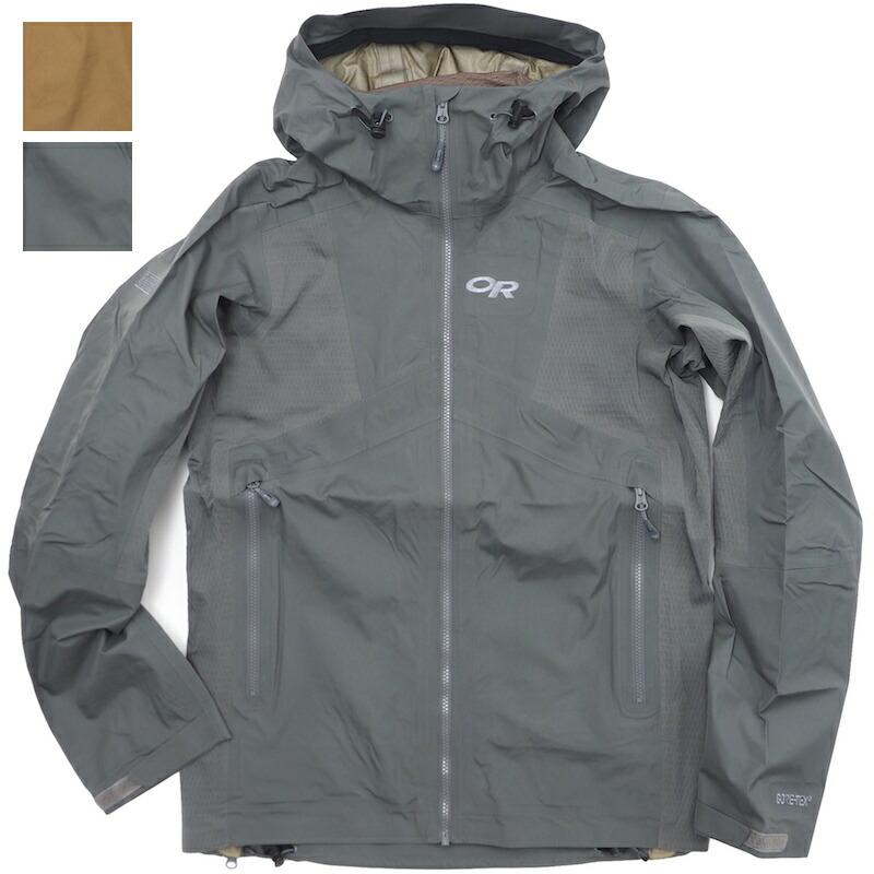 OR Tactical(アウトドアリサーチ タクティカル) Infiltrator Jacket [Coyote、Grey] インフィルトレイタージャケット [GORE-TEX]【送料無料】