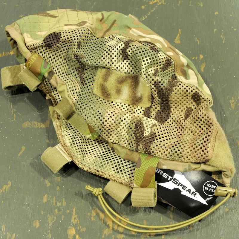 First Spear(ファーストスピア)ACH/MICH ハイブリットヘルメットカバー [OCP MultiCam]