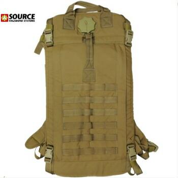 US 米軍放出品 SOURCE Tactical 未使用品 Gear AquaSource Tanker 期間限定お試し価格 ハイドレーション 25L Water Coyote 特大