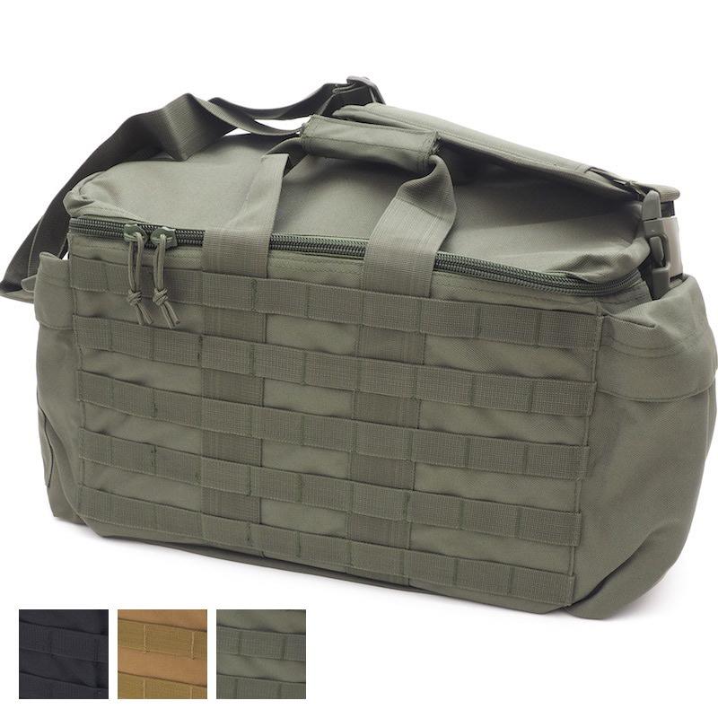 MILITARY(ミリタリー) デラックスレンジバッグ DRB-5S DELUXE RANGE BAG [Black][Coyote][Olive Drab]