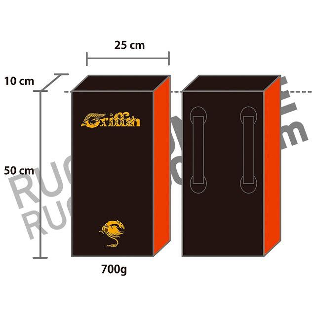 【Griffin】 グリフィン コンパクトヒットシールド ミディ ラグビー コンタクトバッグ ハンドダミー