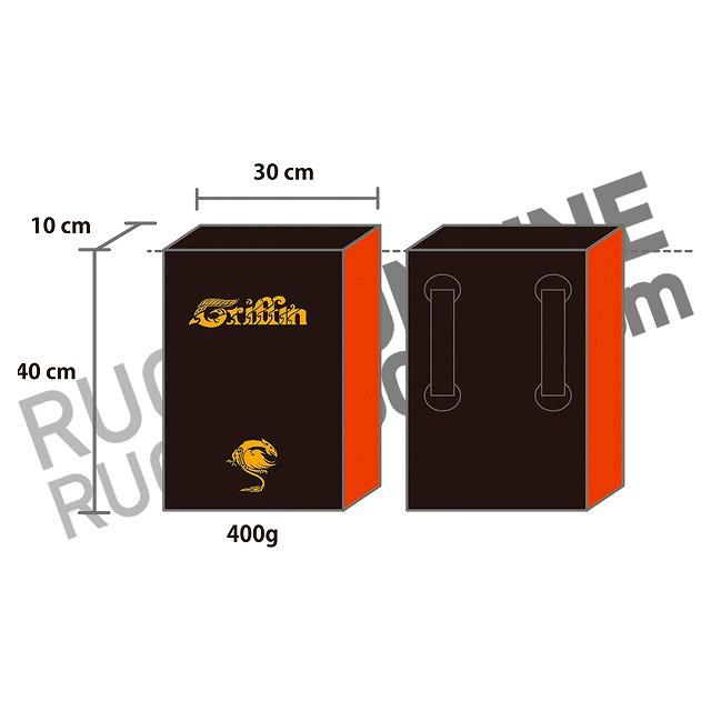 【Griffin】 グリフィン コンパクトヒットシールド ミニ ラグビー コンタクトバッグ ハンドダミー