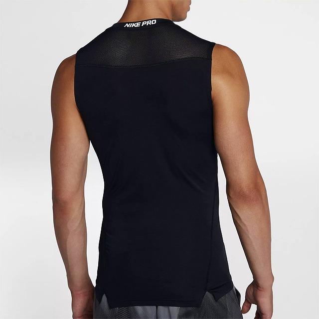 f865080f ... Nike men Nike pro NIKEPRO compression no sleeve shirt tank top  underwear inner 838086 ...