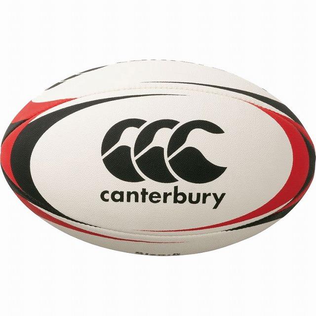 ラグビーがうまくなるには?マイボールを持つことから CANTERBURY 品質検査済 カンタベリー ラグビーボール 4号 子供用 誕生日/お祝い BALL SIZE4 RUGBY 小学校3~6年生用 AA00846