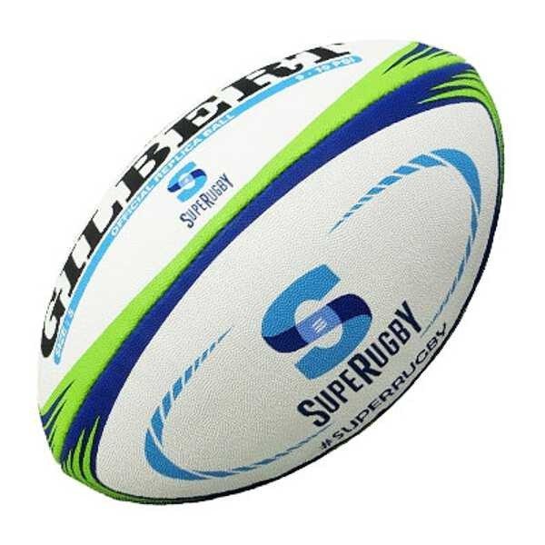 スーパーラグビーのレプリカボール ギルバート ラグビー スーパーラグビー GB9393 ラグビーボール 低価格化 交換無料 5号 レプリカボール