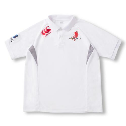 SUNWOLVES polo shirt
