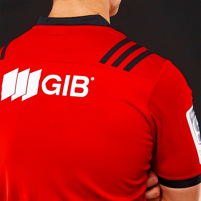 04535de960a ... Adidas crusaders 1ST jersey 2018 supermarket rugby DJM82 rugby jersey  ...