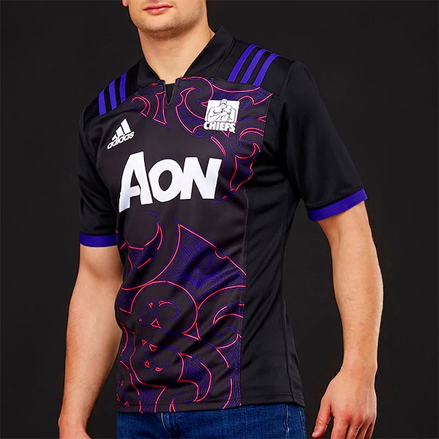 36a956544b0 ... Adidas Chiefs training jersey 2018 DJN21 supermarket rugby rugby jersey  ...