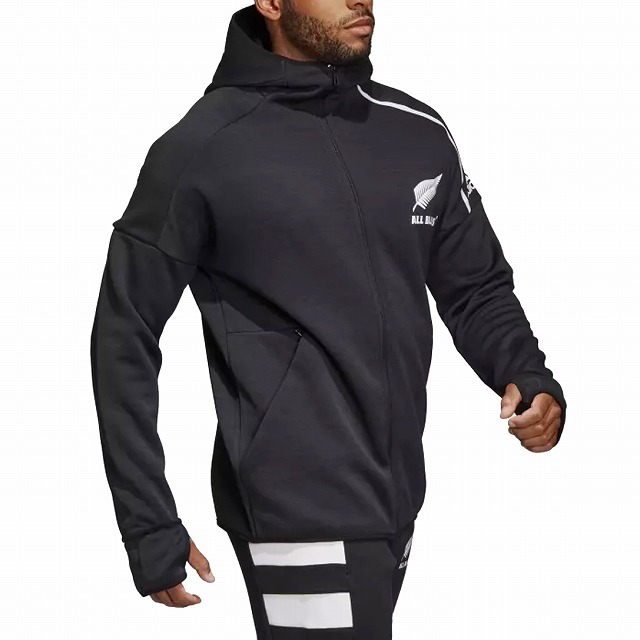 17391622db8 ... Adidas ALL BLACKS All Blacks anthem jacket 2018/19 Z.N.E. Phew it is D  parka ...