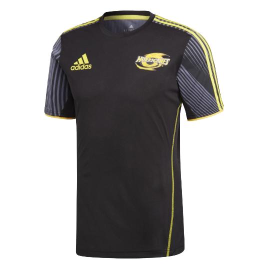 【adidas】 アディダス ハリケーンズ パフォーマンス Tシャツ 2019 ENI92 スーパーラグビー 【HURRICANES】