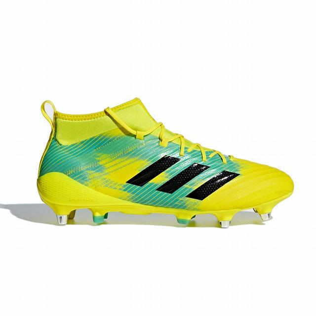 【専用スタッドプレゼント中】 【adidas】 アディダス プレデター フレアー SG スパイク 取替式 MIXポイント ラグビー AC7731