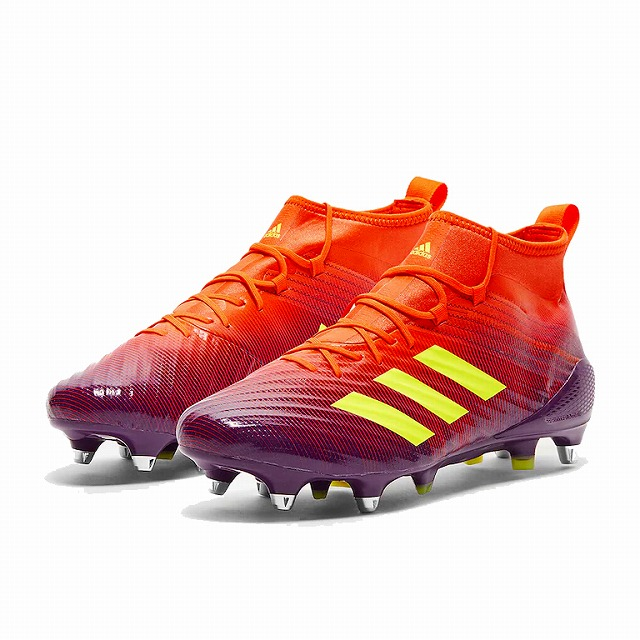 【専用スタッドプレゼント中】 adidas アディダス プレデター フレア SG スパイク 取替式 BB7965 【ラグビー】