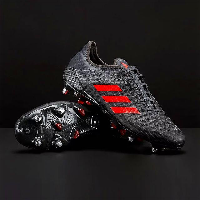 【専用スタッドプレゼント中】 【adidas】 アディダス プレデター マライス コントロール SG スパイク 取替式 CM7451 ラグビー