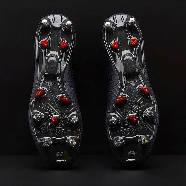 adidasupuredetafurea SG釘鞋更換式CM7457橄欖球