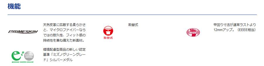 MIZUNO SAMURAI POWER2 Samurai power 2 Rugby shoes spike wide super wide 02P19Jun15