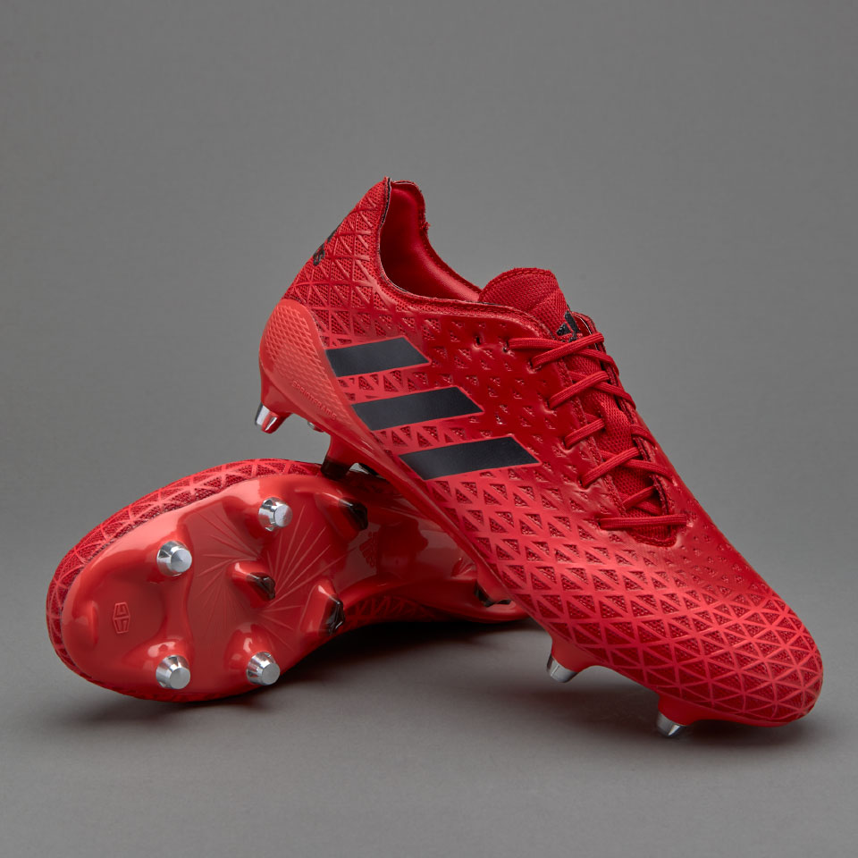 Cap Ruggers  Adidas crazy quick marshy SG Rugby spike  73ea859641