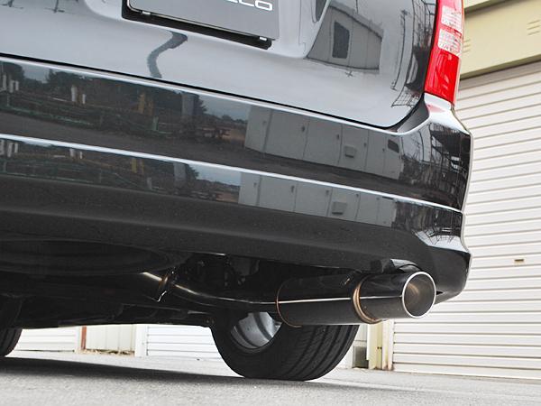 トヨタ ウィッシュ マフラー UA-ZNE10G/DBA-ZNE10G ロッソモデロ GT-X WISH Sパッケージ