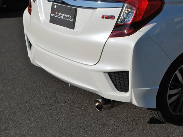 【新基準対応!】 ロッソモデロ コルバッソ (COLBASSO)GT-X マフラーHONDA フィットRS GK5 MT車