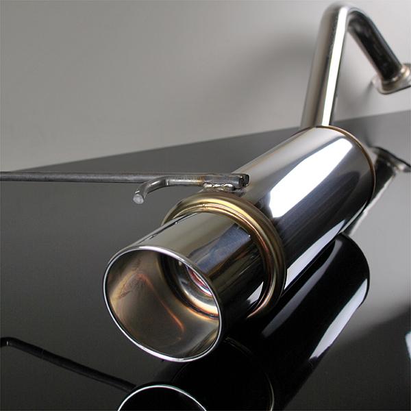 フリード マフラー GB3 G / Giエアロ ロッソモデロ GT-X 人気の砲弾タイプ HONDA FREED