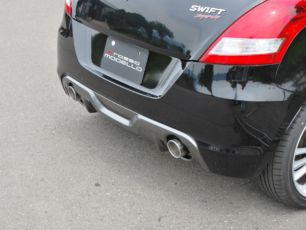 【車検対応】 ロッソモデロ コルバッソ (COLBASSO) GT-X マフラースズキ スイフトスポーツ CBA-ZC32SCVT / 6MT共用
