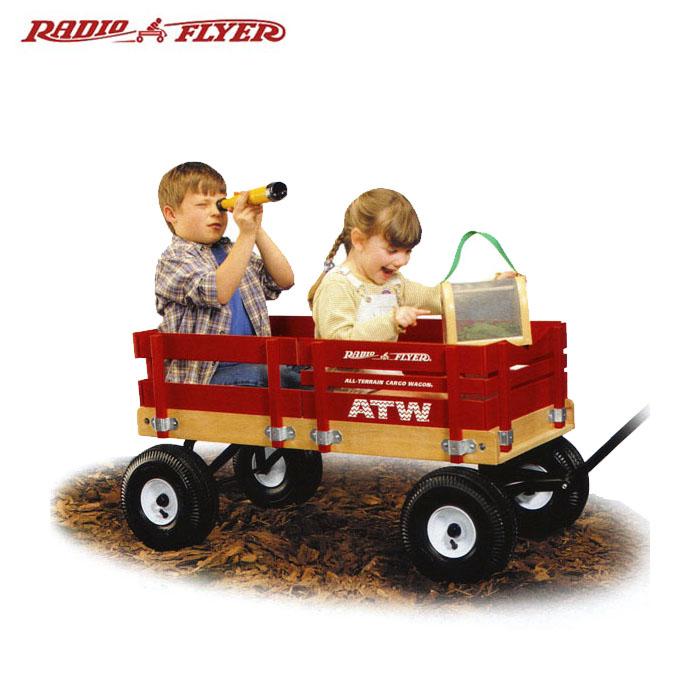 【送料無料】【RADIO FLYER ラジオフライヤー】カーゴワゴン 【#29】All-Terrain Cargo Wagon【smtb-k】【kb】 【ラッキーシール対応】