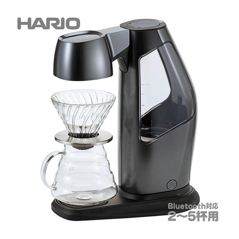 送料無料【HARIO ハリオ】V60 コーヒーメーカー オートプアオーバー スマートQ サマンサ