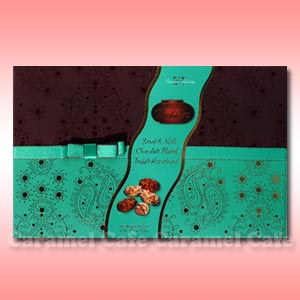 Belgium flakes truffle ★ 525 g package: red or green