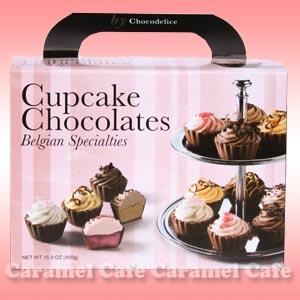 Cupcake Chocolates Belgian Specialties 450g 벨기에 스페셜 컵 케이크 초콜릿 450g