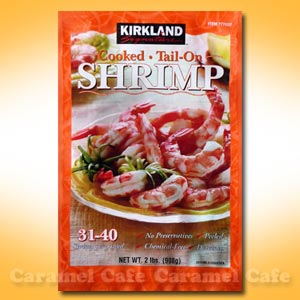 caramelcafe: Peeled frozen shrimp 908 g tails with prawns ...