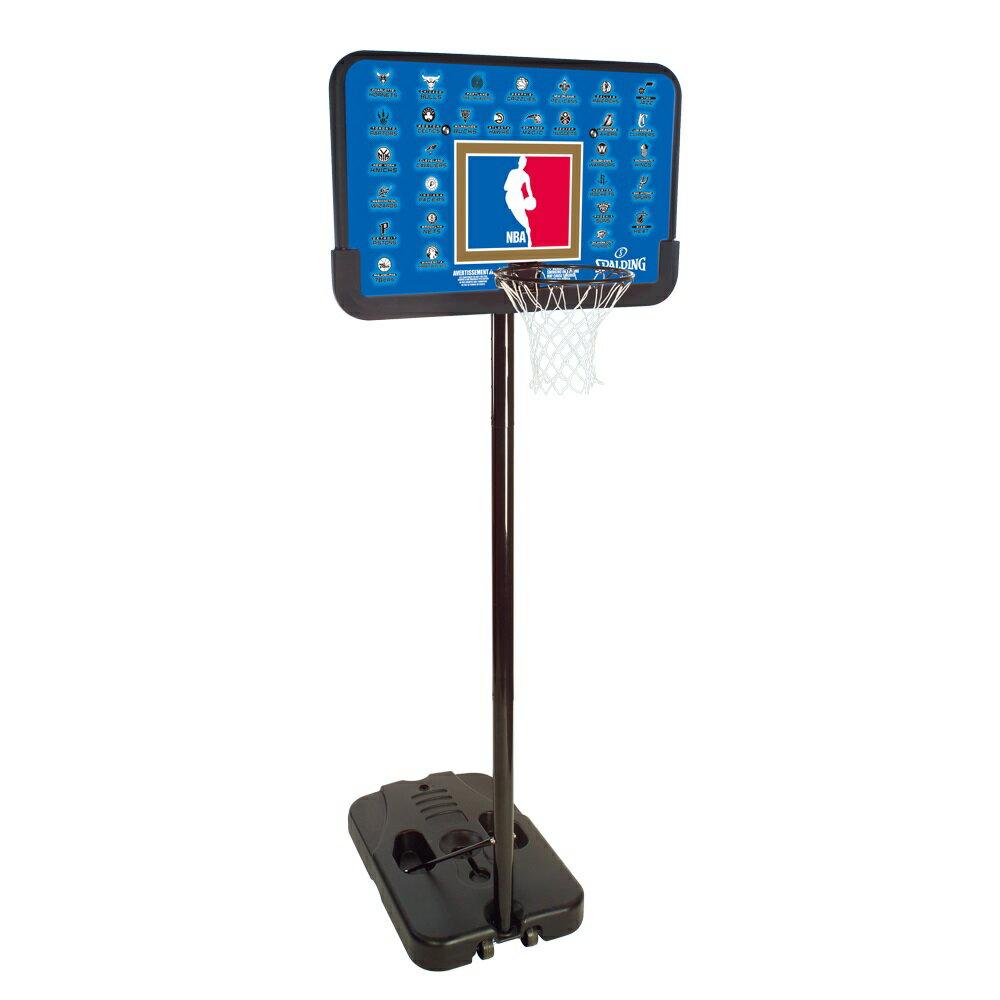 【SPALDING】スポルディング送料無料バスケットゴールNBA チームシリーズNBA TEAM SERIES61501CNミニバス 【ラッキーシール対応】
