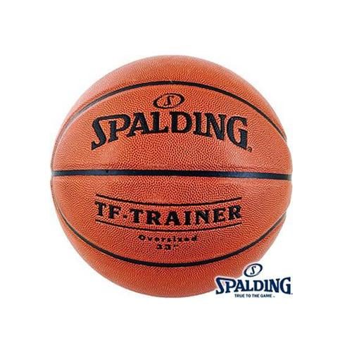 【エントリーでP13倍】【SPALDING・スポルディング】バスケットボールTF-TRAINER オーバーサイズ 円周約849号相当 【ラッキーシール対応】