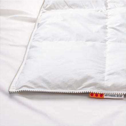 【IKEAイケア】SÖTVEDEL SOTVEDEL 掛け布団 やや厚手 150×200cm シングル ダックダウン 羽毛布団