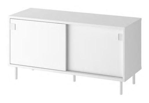 【送料無料】【IKEAイケア】MACKAPÄR マッカペール MACKAPARベンチ 収納コンパートメント付き