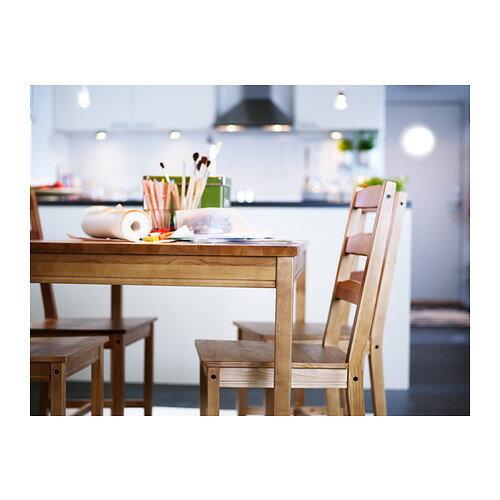JOKKMOKK 테이블&체어 4다리 안티크스테인다이닝테이브르리빙에 05 P04Jul15 욕목 식탁 목제