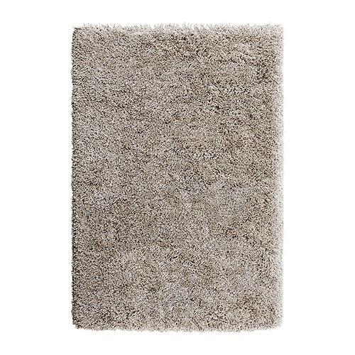【IKEAイケア】GASER ラグ パイル長 170×240cm 【ベージュ】02P13Nov14 【ラッキーシール対応】