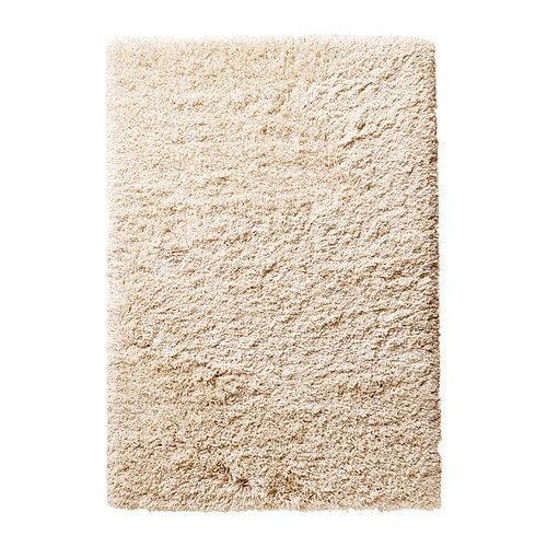 送料無料【IKEAイケア】GASER ラグ パイル長 カーペット絨毯170×240cm 【オフホワイト】02P13Nov14 【ラッキーシール対応】