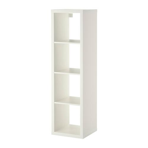 夏休みセール【IKEAイケア】KALLAX シェルフユニット 42×147cm【ホワイト】05P04Jul15