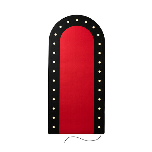 从属于暑假促销VANTAD碎布LED右外场手的75x160cm 05P04Jul15