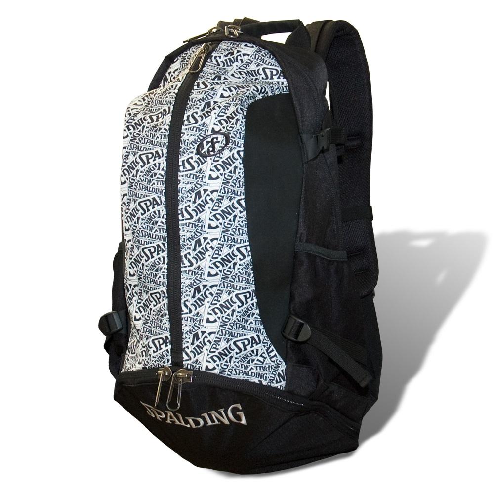 【送料無料】【SPALDING・スポルディング】ケイジャー バッグクレイジーロゴリュック バスケットボールバッグ バッグパック 32L