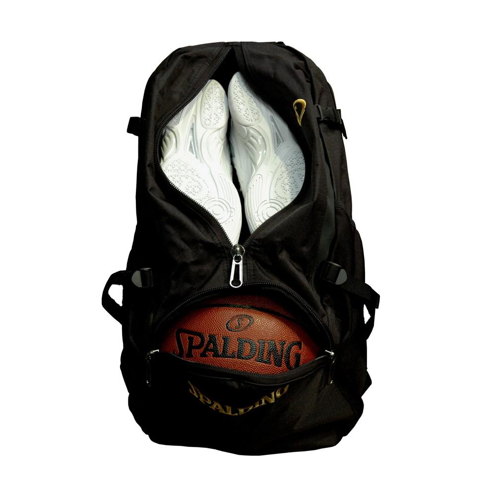【送料無料】【当店ポイント5倍】【SPALDING・スポルディング】ケイジャー バッグゴールドリュック バスケットボールバッグ バッグパック 32L