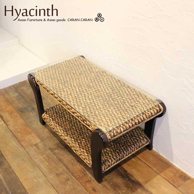 リビングテーブル センターテーブル H47×W100 籐家具 アジアン家具