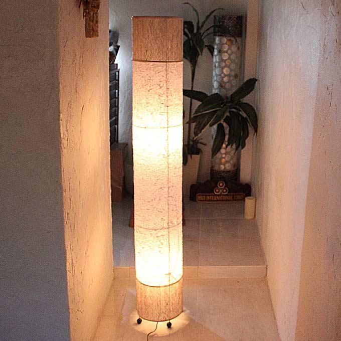 和風 和ジアン フロア スタンドライト 照明 アジアン ライト H150cm