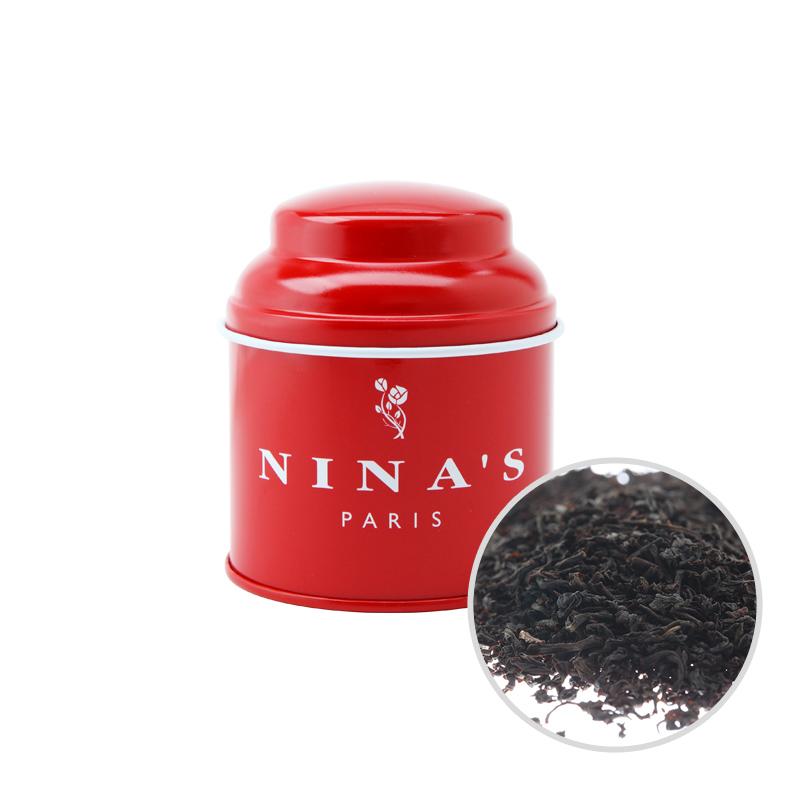 代引き不可 フランス生まれの紅茶 二ナス リーフティー 超美品再入荷品質至上 ニナス アールグレイ リーフ 50g