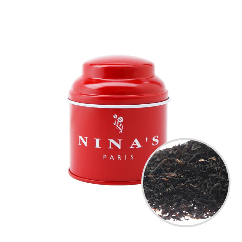 フランス生まれの紅茶 推奨 二ナス リーフティー 買物 ニナス 50g アッサム リーフ