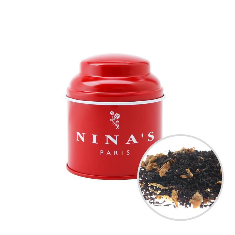 フランス生まれの紅茶 二ナス リーフティー ニナス 驚きの値段で リーフ 50g 即納最大半額 ヴェルサイユローズ