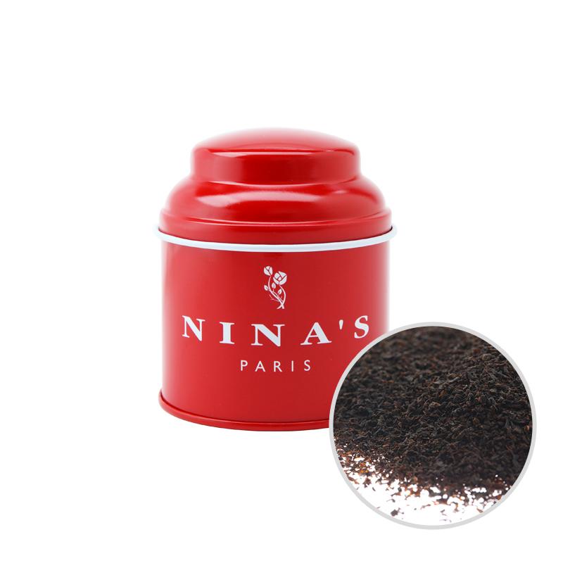 フランス生まれの紅茶 二ナス リーフティー 日本限定 ニナス リーフ ご予約品 50g セイロン