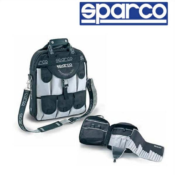 スパルコ ツールバッグスパルコレーシング sparco SPARCO 01644NGR-SPC 送料無料