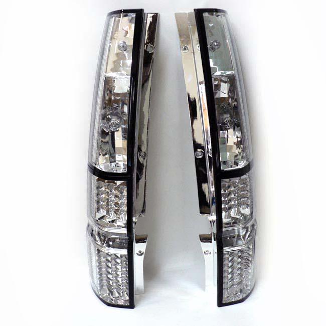 LEDテールランプ オールクリア ステップワゴン RF3/4 ユニカ