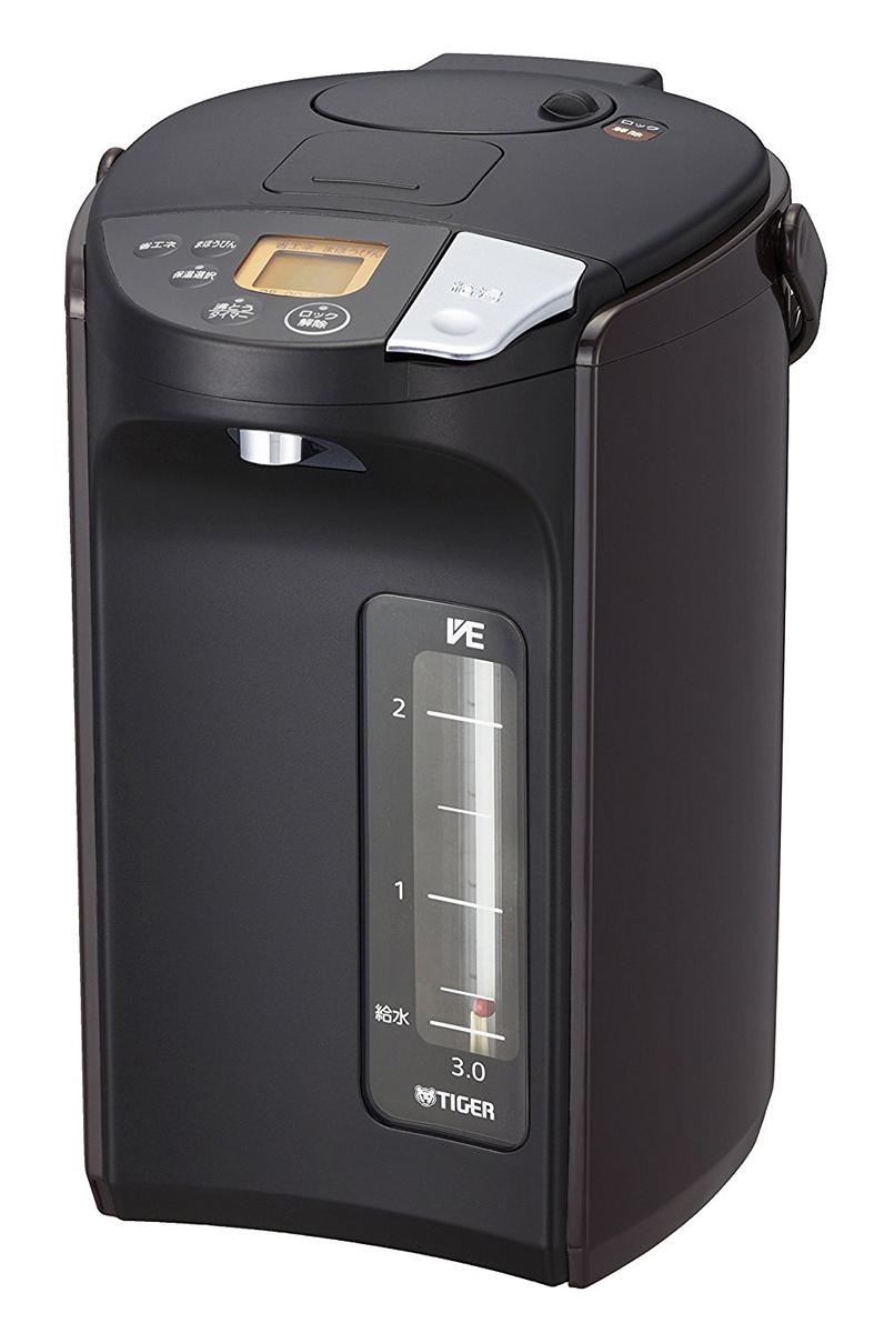 タイガー 蒸気レス VE 電気 まほうびん とく子さん (3.0L) PIS-A300-T